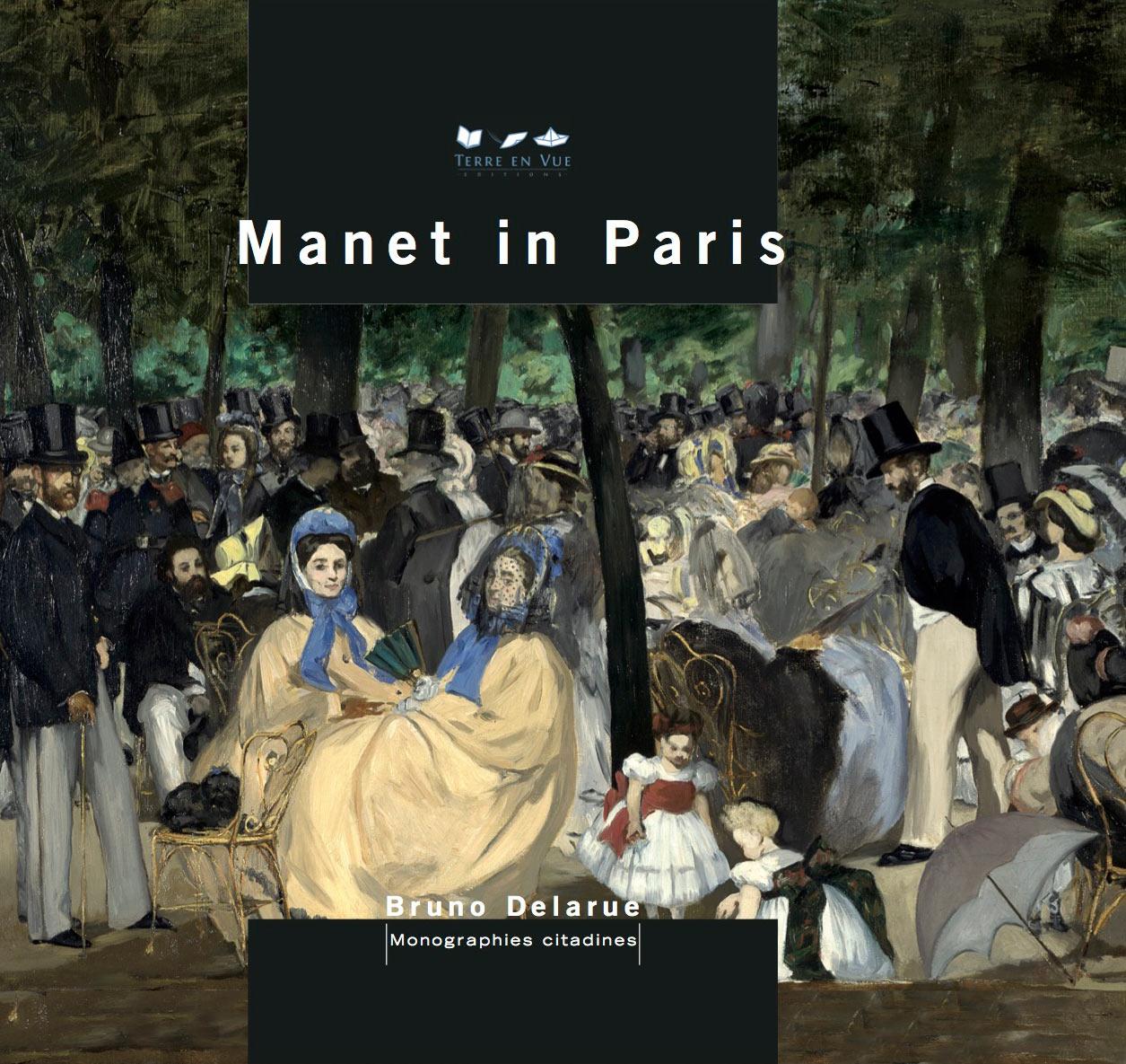 Manet in Paris