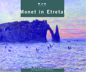 Monet in Etretat
