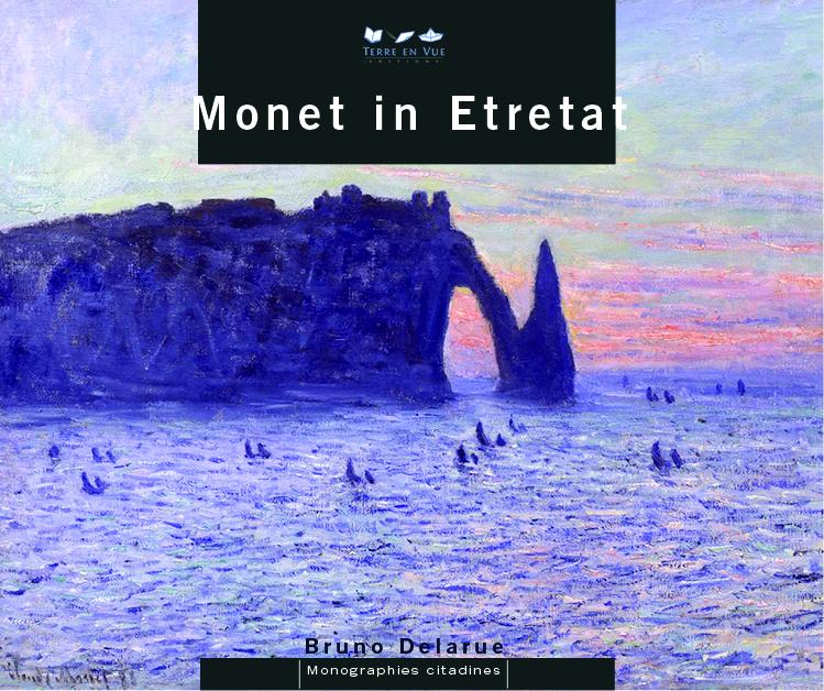 Monet in Etretat
