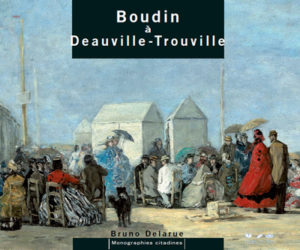 Boudin à Deauville-Trouville