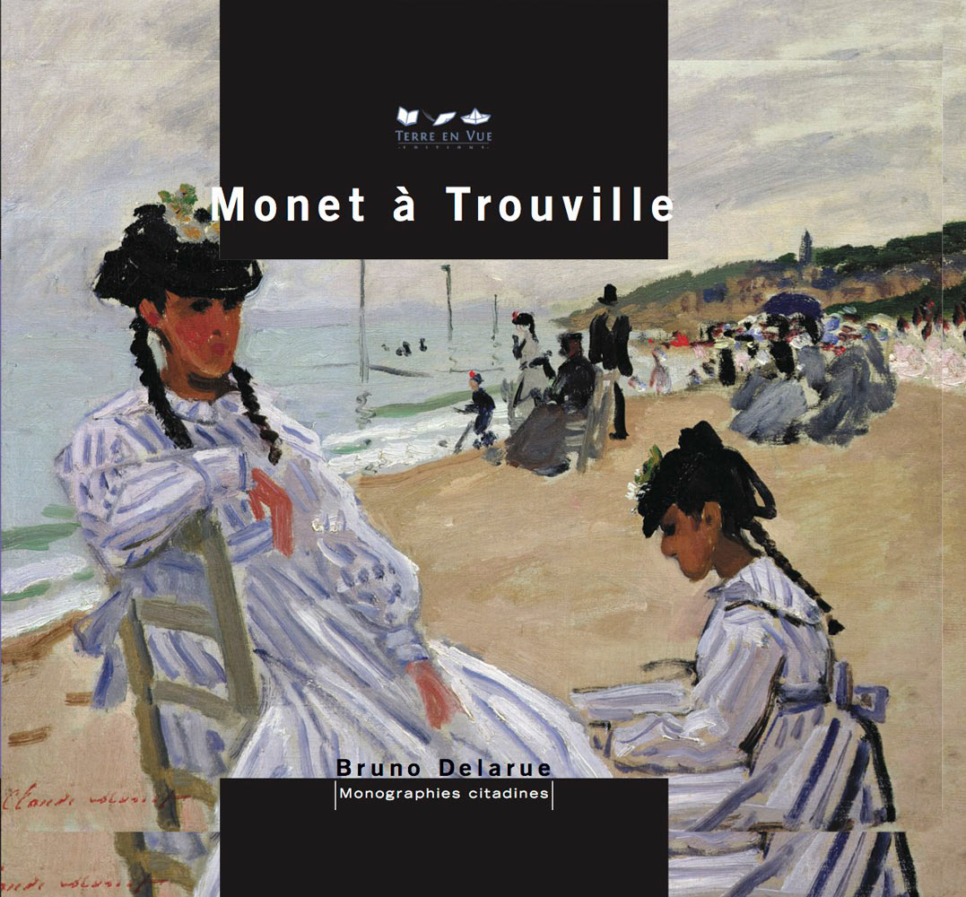 Monet à Trouville