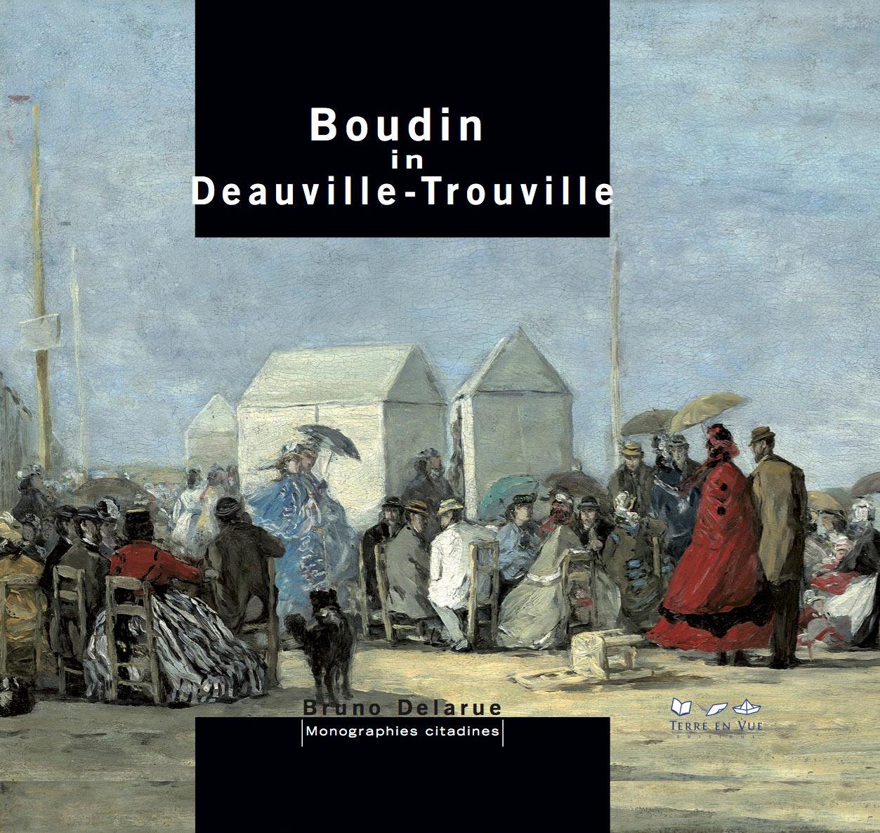 Boudin in Deauville-Trouville