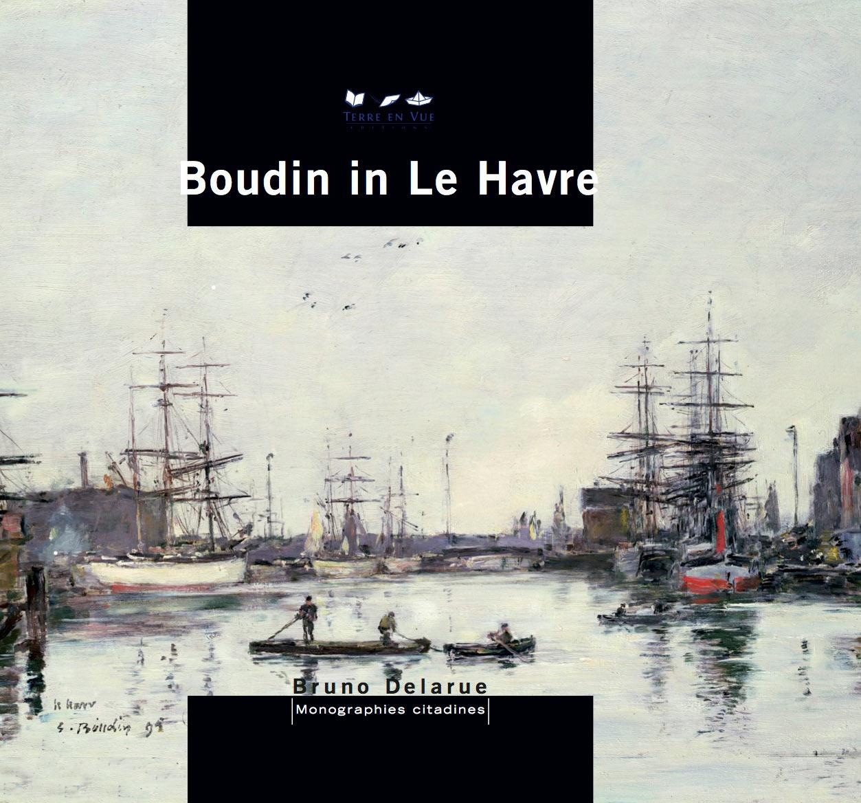 Boudin in Le Havre