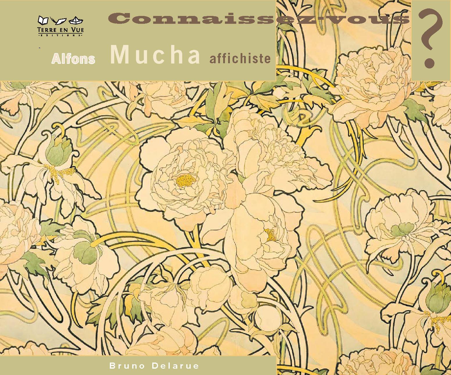 Alfons Mucha, affichiste